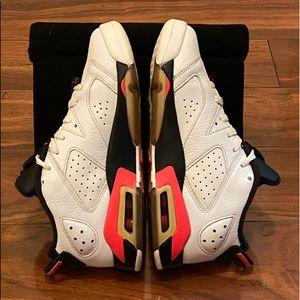 Jordan Shoes - Jordan Retro 6 Low Infared